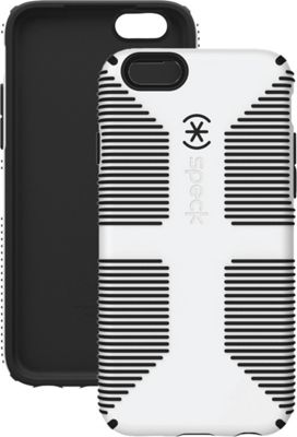 Speck iPhone 6/6s 4.7 inch Candyshell Grip Case White/Black - Speck Electronic Cases