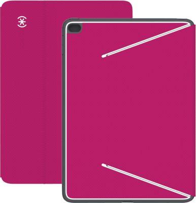 Speck iPad Air 2 Durafolio Fuchsia Pink/White/Slate Gray - Speck Electronic Cases