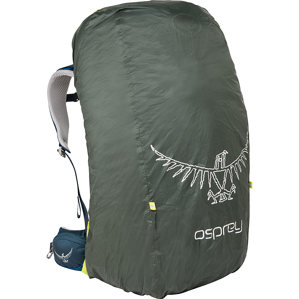 Osprey Ultralight Raincover Shadow Grey – LG - Osprey Backpacking Packs - Outdoor, Backpacking Packs