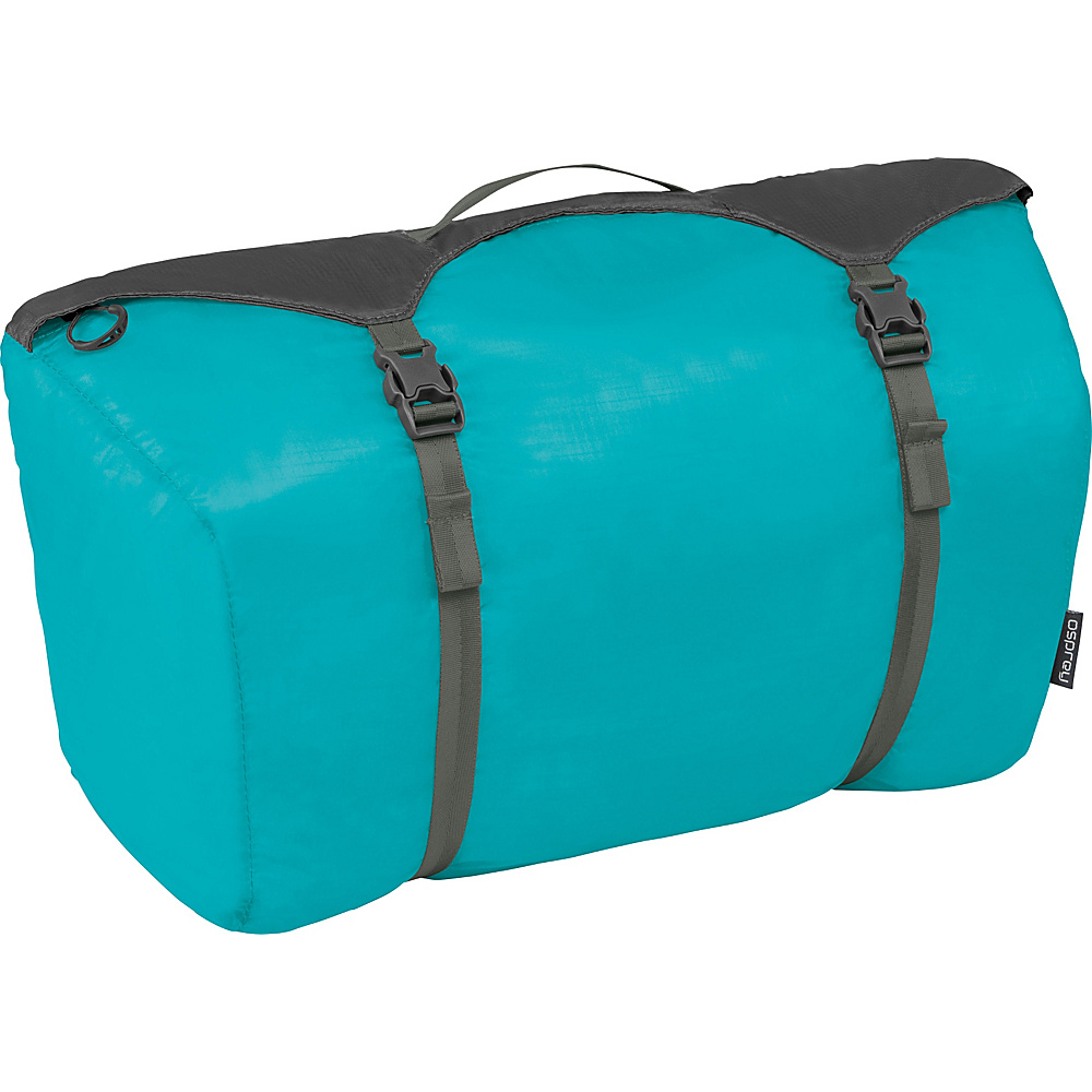 Osprey Straightjacket Compression Sack Tropic Teal – 12L Osprey Outdoor Accessories