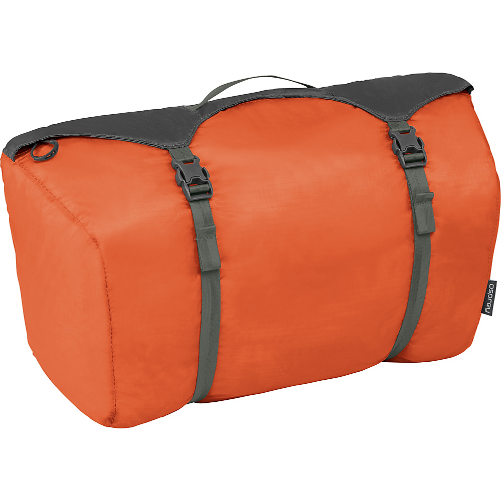 Osprey Straightjacket Compression Sack Poppy Orange – 12L Osprey Outdoor Accessories