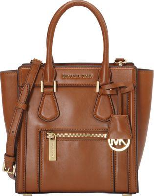 MICHAEL Michael Kors Colette Zip Medium Satchel Luggage - MICHAEL Michael Kors Designer Handbags