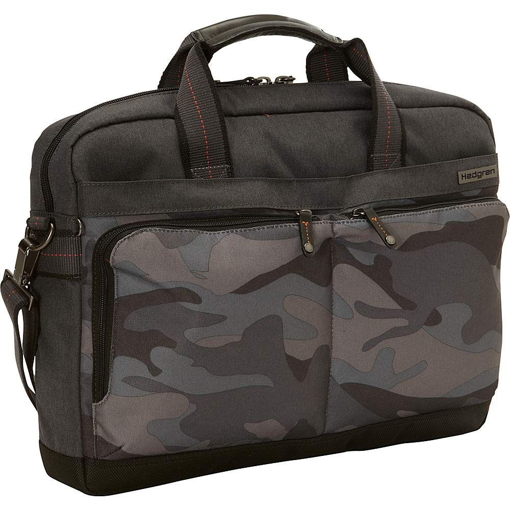Hedgren Direct Slim Brief Ocean Print Hedgren Non Wheeled Business Cases