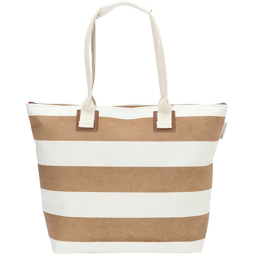 Sun N Sand Hampton Tote Tan - Sun N Sand Straw Handbags - Handbags, Straw Handbags
