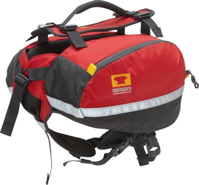 Mountainsmith K-9 Pack, Medium Dog Pack Heritage Red - Mountainsmith Pet Bags