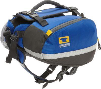 Mountainsmith K-9 Pack, Medium Dog Pack Azure Blue - Mountainsmith Pet Bags