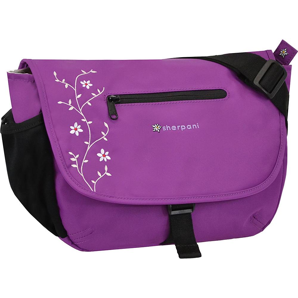Sherpani Samba Handlebar Bag Dahlia - Sherpani Messenger Bags