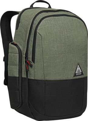 OGIO OGIO Clark Laptop Backpack Olive - OGIO Business & Laptop Backpacks