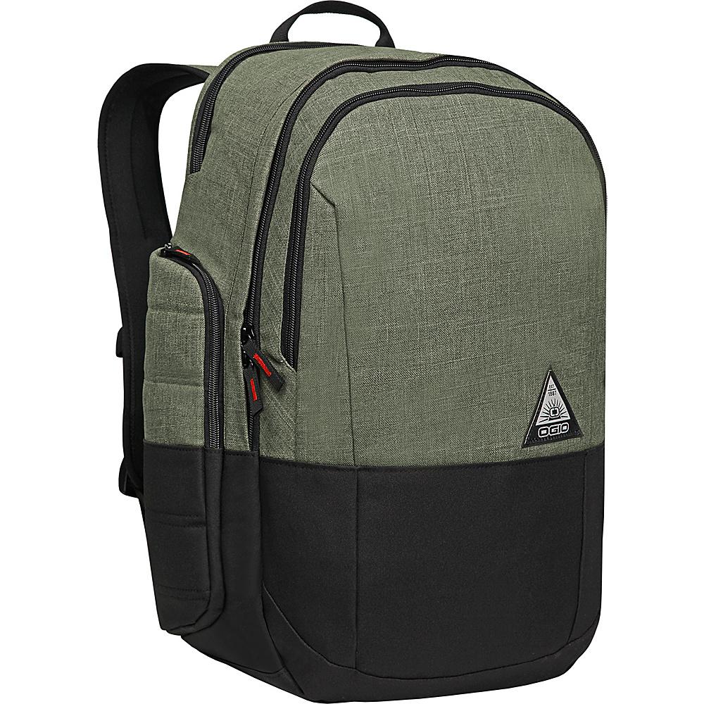 OGIO Clark Laptop Backpack Olive OGIO Business Laptop Backpacks