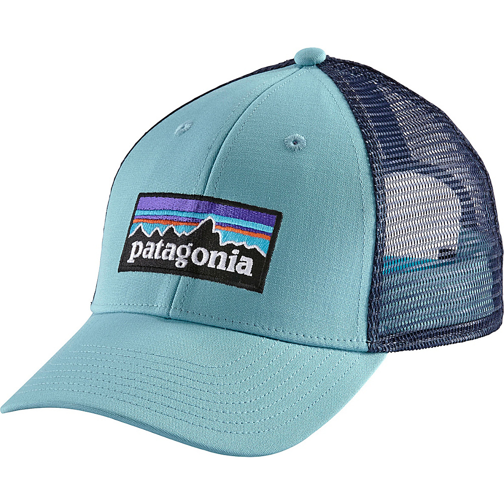 Patagonia P6 LoPro Trucker Hat One Size - Cuban Blue - Patagonia Hats/Gloves/Scarves - Fashion Accessories, Hats/Gloves/Scarves