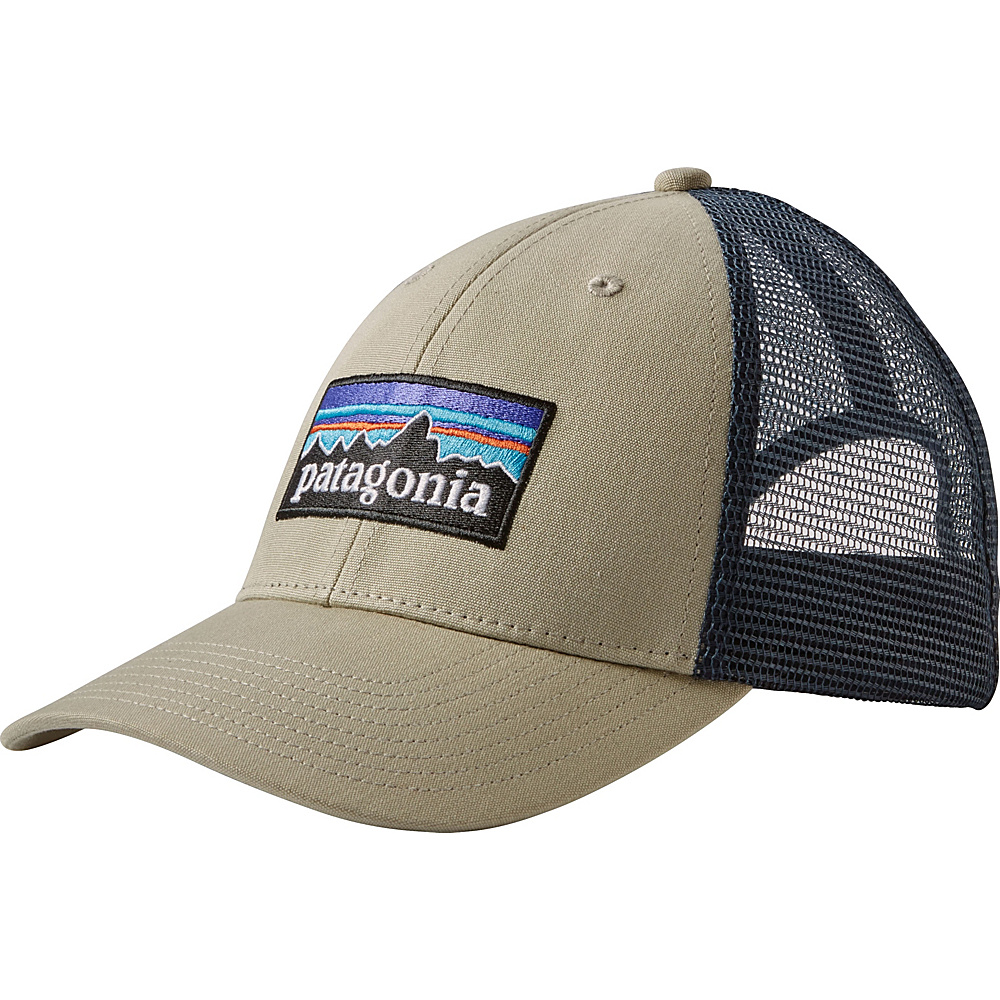 Patagonia P6 LoPro Trucker Hat One Size - Pelican - Patagonia Hats/Gloves/Scarves - Fashion Accessories, Hats/Gloves/Scarves