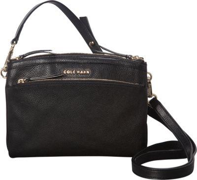 Cole Haan Isabella Crossbody Black - Cole Haan Designer Handbags