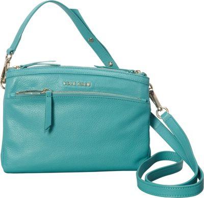 Cole Haan Isabella Crossbody Deep Sea - Cole Haan Designer Handbags