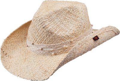 Peter Grimm Cheyenne Drifter Hat Natural - Peter Grimm Hats/Gloves/Scarves