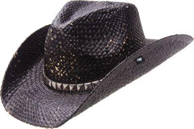 Peter Grimm Gen X Drifter Hat One Size - Black - Peter Grimm Hats/Gloves/Scarves