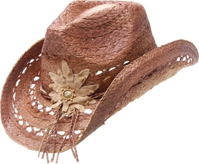 Peter Grimm Mallorie Drifter Hat One Size - Brown - Peter Grimm Hats/Gloves/Scarves