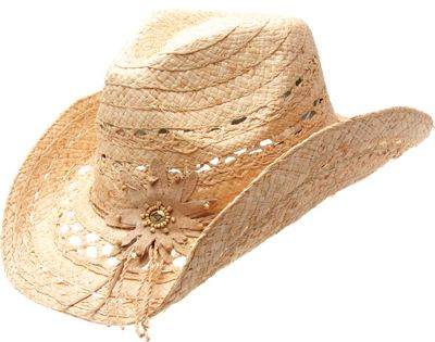 Peter Grimm Mallorie Drifter Hat One Size - Natural - Peter Grimm Hats/Gloves/Scarves