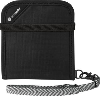 Pacsafe RFIDsafe V100 Black - Pacsafe Men's Wallets