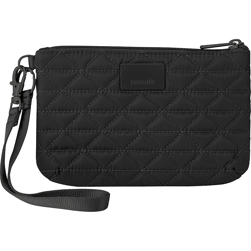 Pacsafe RFIDsafe W75 Black Pacsafe Women s Wallets