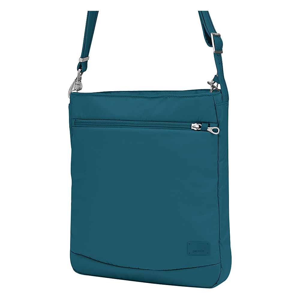 Pacsafe Citysafe CS175 Teal Pacsafe Fabric Handbags