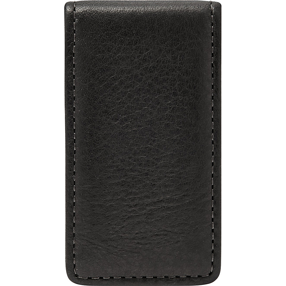 Fossil Ingram Money Clip Black - Fossil Men's Wallets