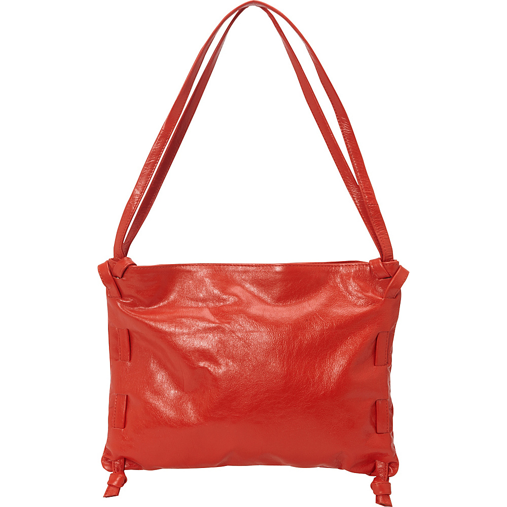 Latico Leathers Darby Shoulder Bag Poppy - Latico Leathers Leather Handbags - Handbags, Leather Handbags