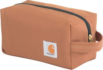 Carhartt Toiletry Kit Carhartt Brown - Carhartt Toiletry Kits