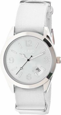 Crayo Sunrise Watch White - Crayo Watches