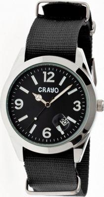 Crayo Sunrise Watch Black - Crayo Watches