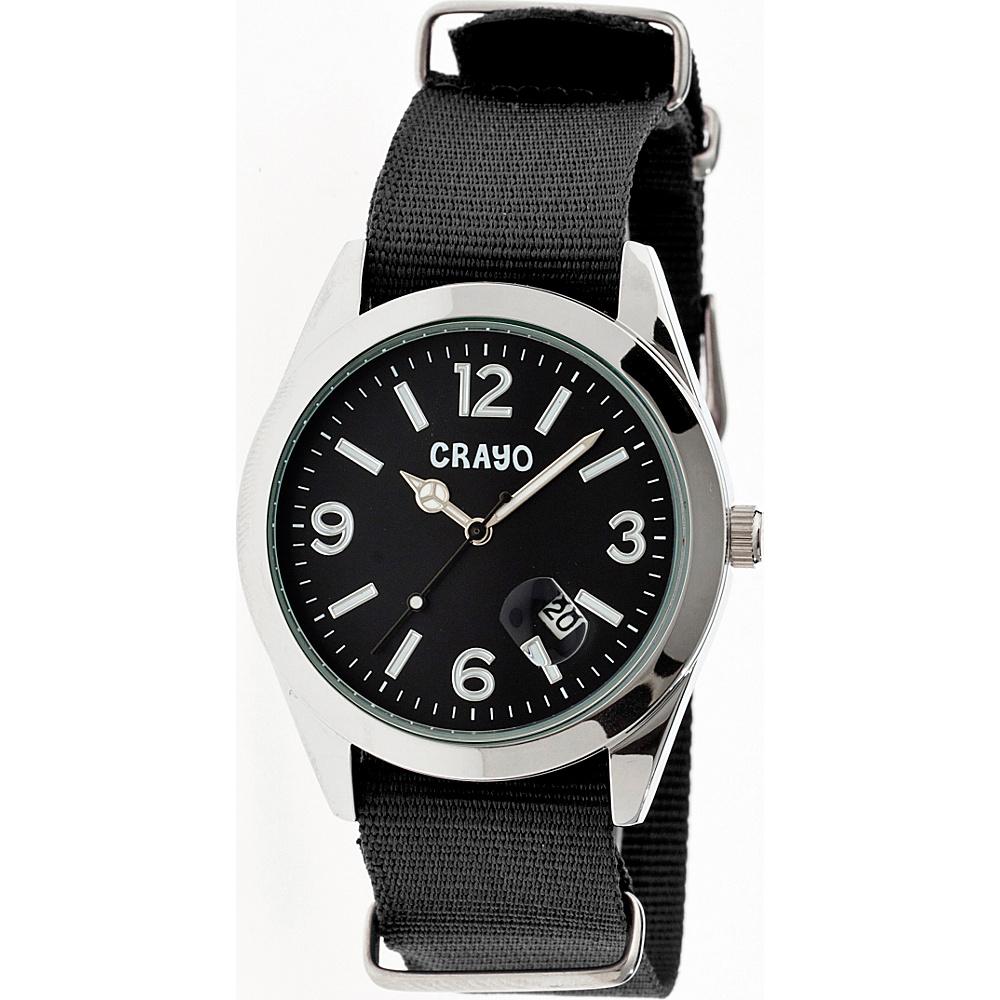 Crayo Sunrise Watch Black Crayo Watches