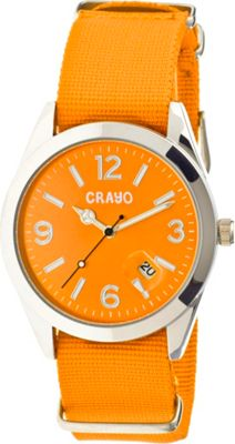 Crayo Sunrise Watch Orange - Crayo Watches