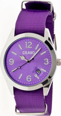 Crayo Sunrise Watch Purple - Crayo Watches