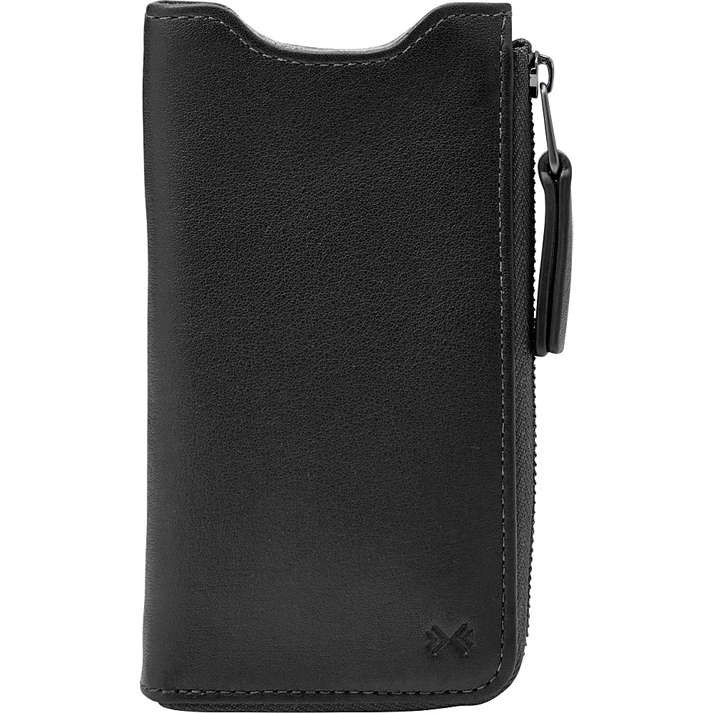 Skagen Lilli Leather iPhone SE 5 5s Multisleeve Black Skagen Electronic Cases