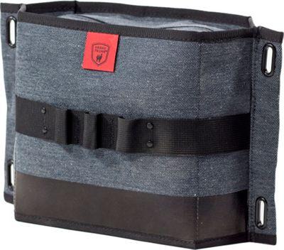 Grand Trunk Weekender Toiletry Bag Mountain Grey - Grand Trunk Toiletry Kits