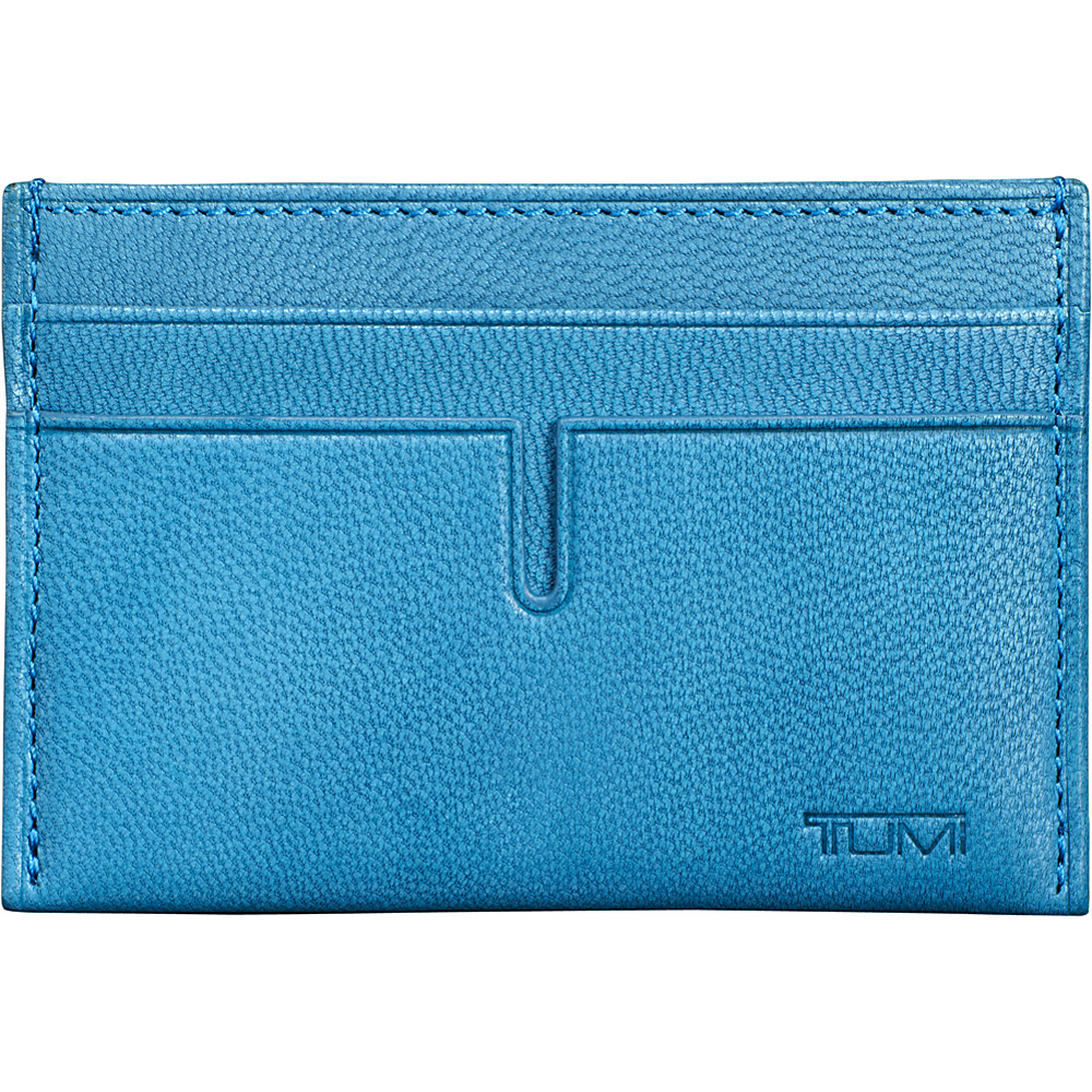 UPC 742315270838 - Men\'s Tumi \'Chambers\' Leather Card Case - Blue ...