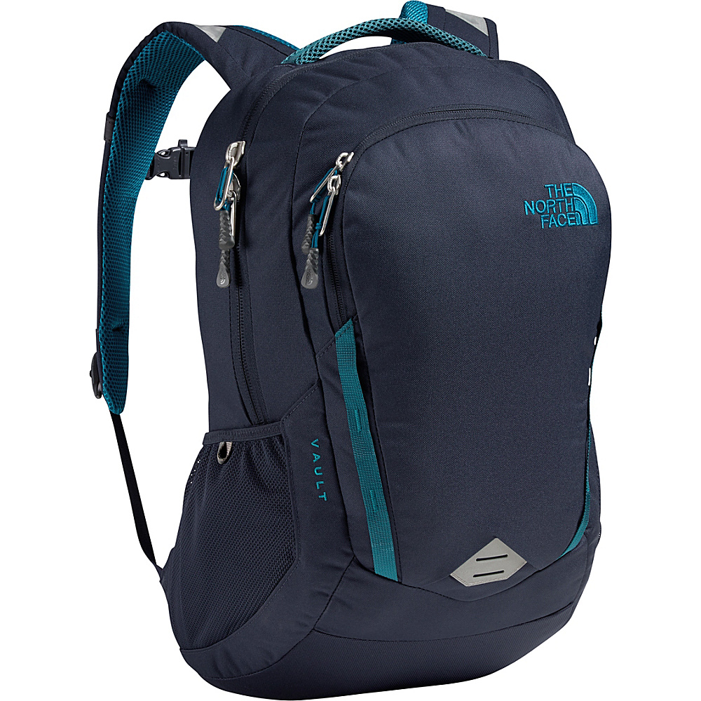 The North Face Vault Laptop Backpack Urban Navy - The North Face Business & Laptop Backpacks