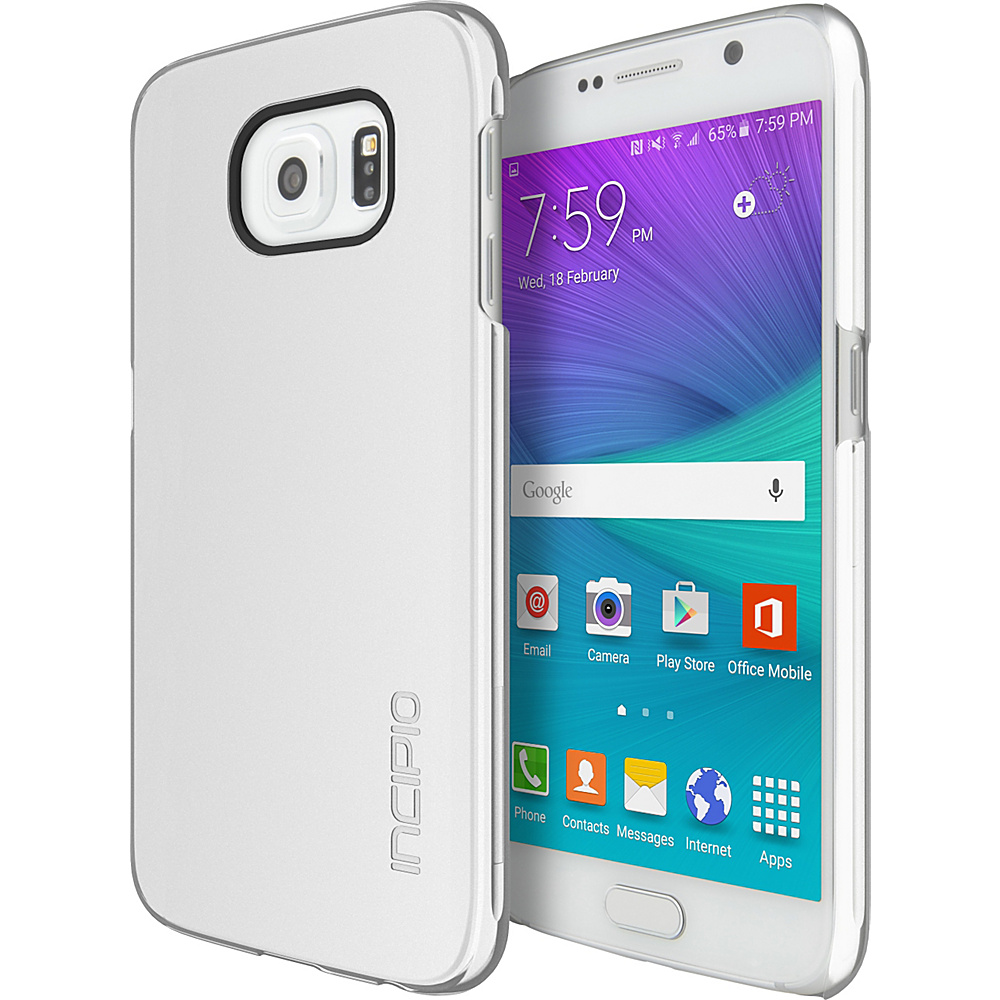 Incipio Feather for Samsung Galaxy S6 Clear - Incipio Electronic Cases - Technology, Electronic Cases