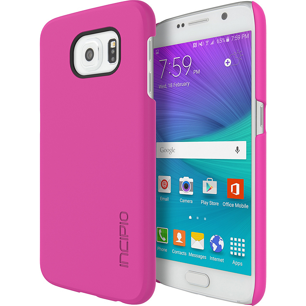 Incipio Feather for Samsung Galaxy S6 Pink - Incipio Electronic Cases - Technology, Electronic Cases