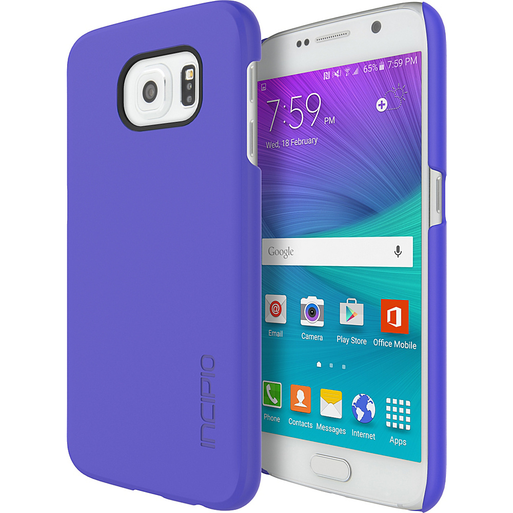 Incipio Feather for Samsung Galaxy S6 Periwinkle - Incipio Electronic Cases - Technology, Electronic Cases