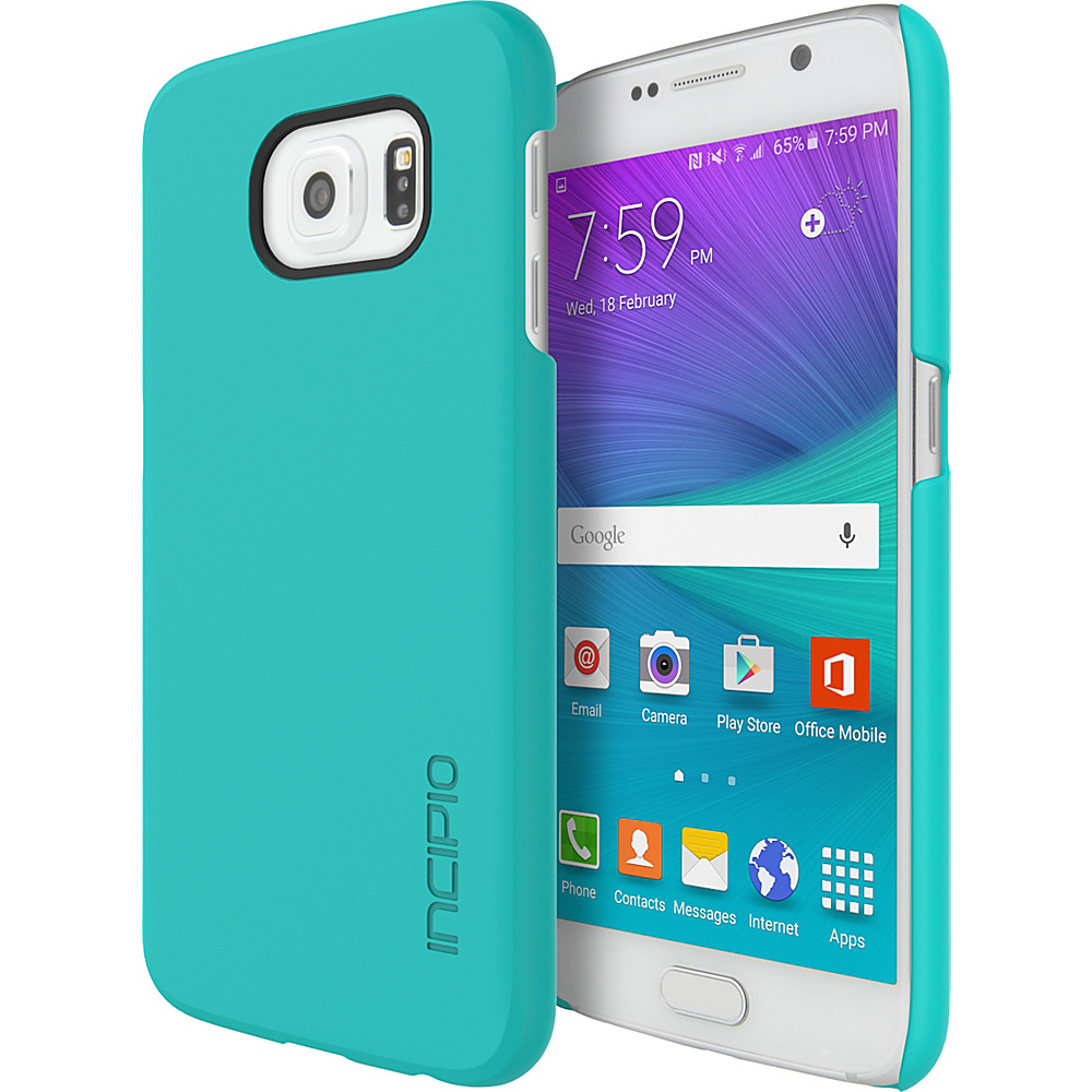 Incipio Feather for Samsung Galaxy S6 Turquoise - Incipio Electronic Cases - Technology, Electronic Cases