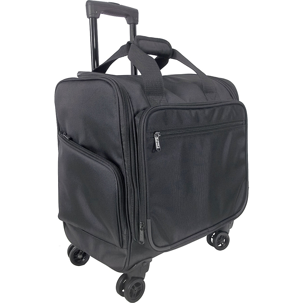 Netpack Travel Wheeled Duffel Black Netpack Softside Carry On
