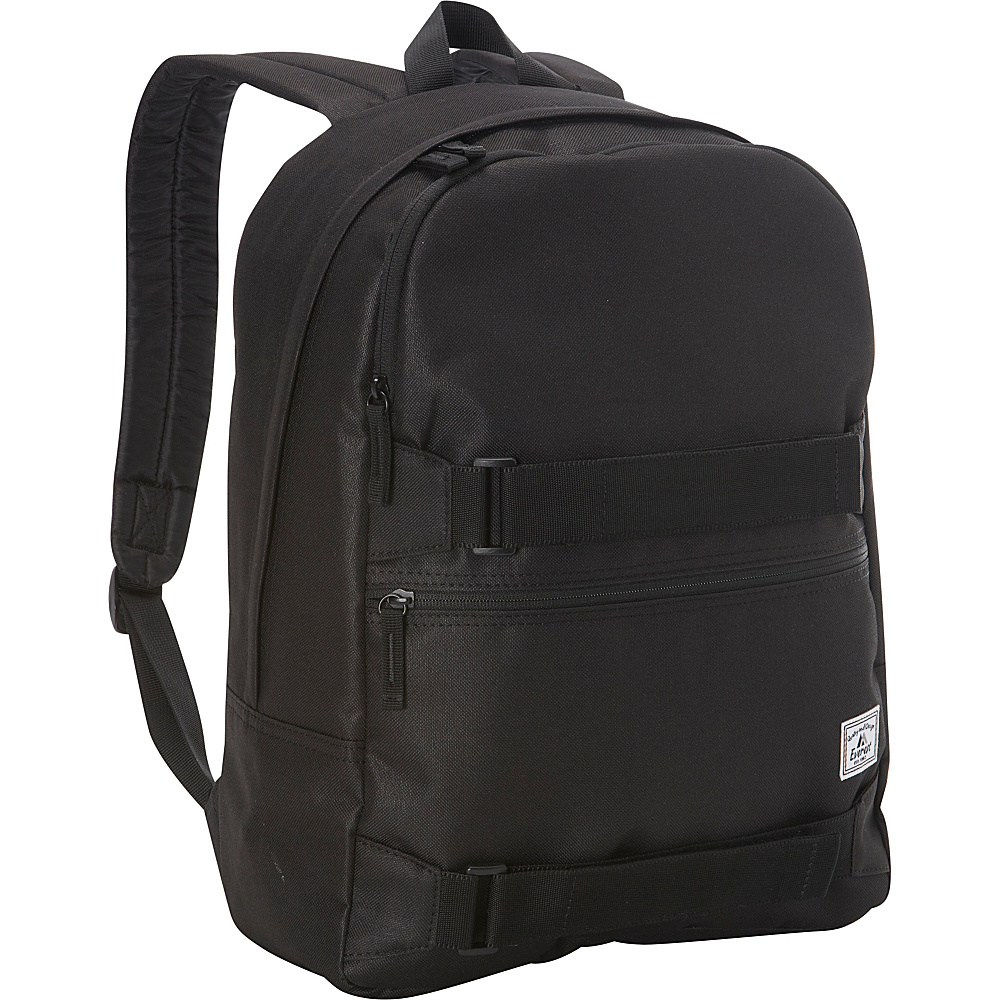 Everest Griptape Backpack Black Everest Everyday Backpacks