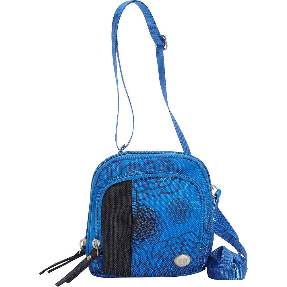 Haiku Pouch Crossbody Tie Dye Midnight Haiku Fabric Handbags