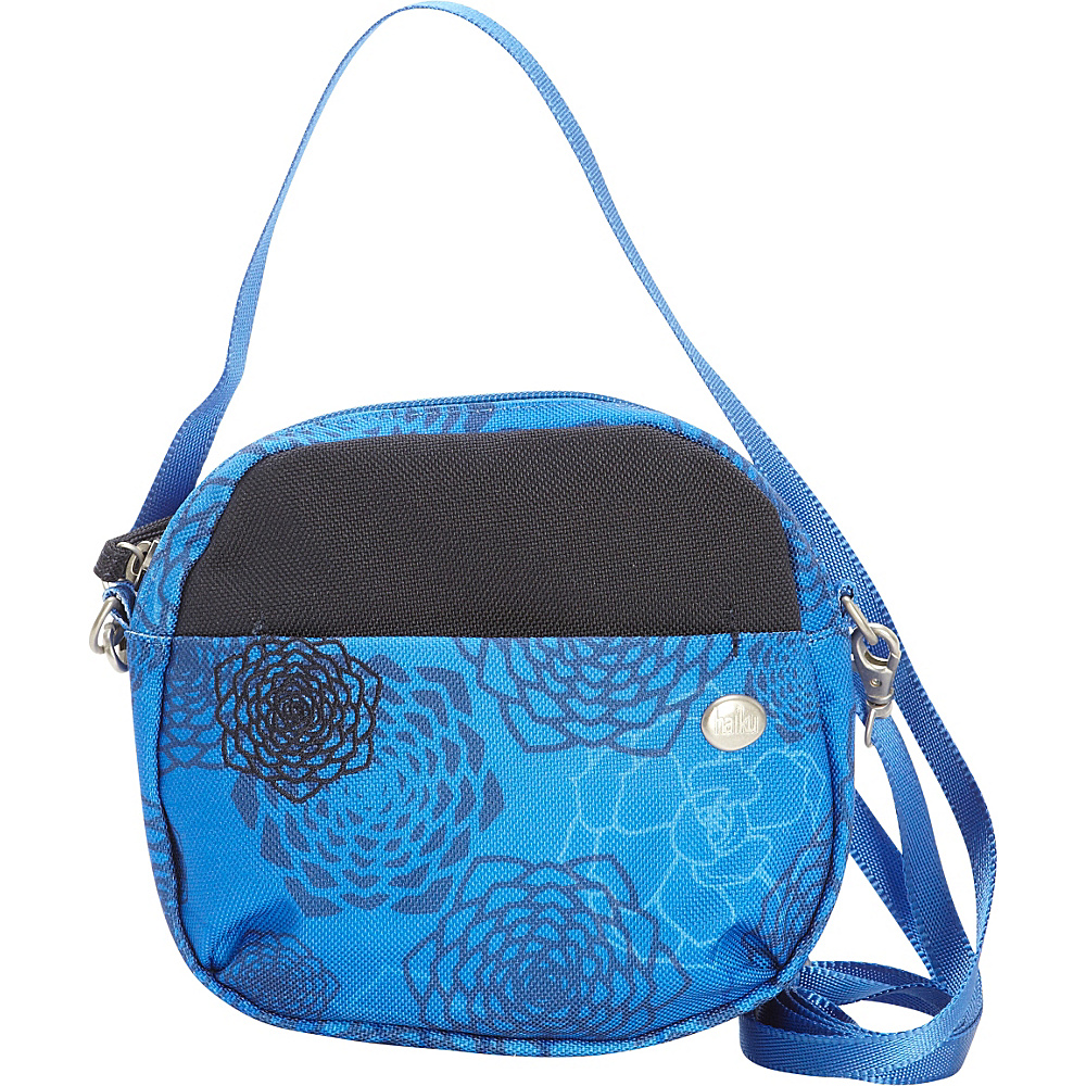 Haiku Cairn Crossbody Tie Dye Midnight Haiku Fabric Handbags