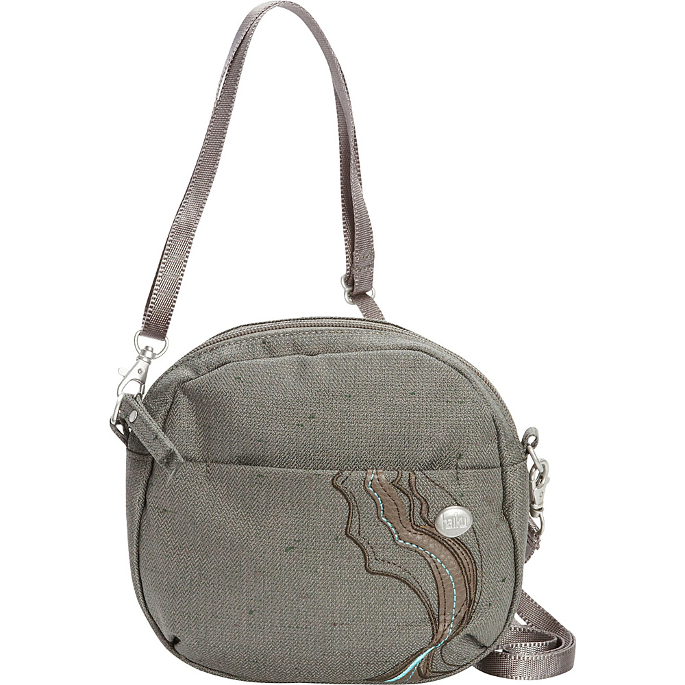 Haiku Cairn Crossbody Cactus Haiku Fabric Handbags