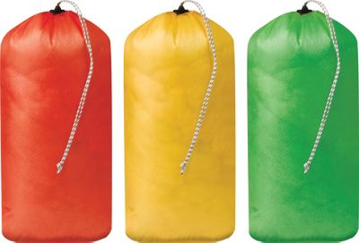 Granite Gear Air Bags 3-Pack Assorted Colors - Medium - Granite Gear Travel Organizers