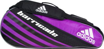 adidas Barricade IV Tour 3 Racquet Bag Flash Pink/Black - adidas Other Sports Bags