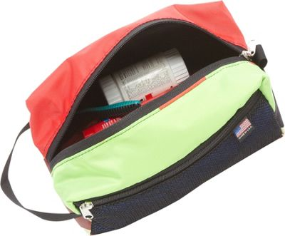 Green Guru Grand Travel Kit Multi-Colors - Green Guru Toiletry Kits