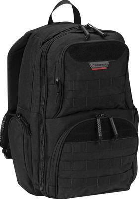 Propper Expandable Backpack Black - Propper Business & Laptop Backpacks