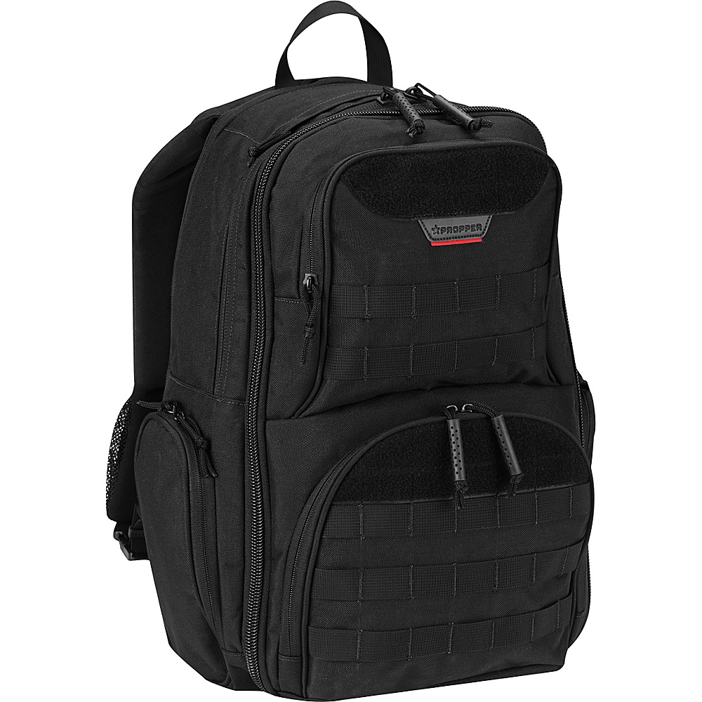 Propper Expandable Backpack Black - Propper Business & Laptop Backpacks